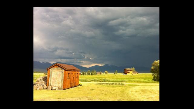 Looming Storm, Ennis, Montana - Robert S.