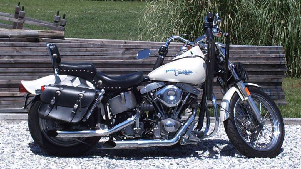 1972 Harley Davidson Fx - Sent by Robert V