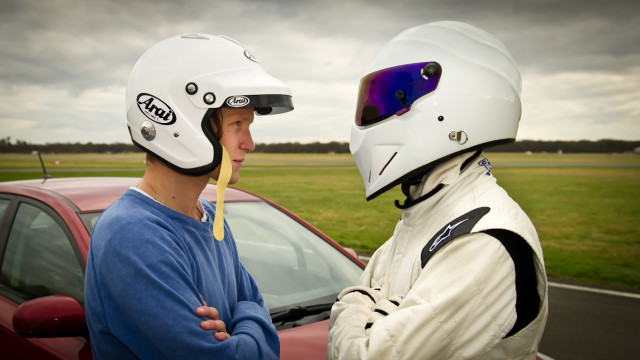Matt vs. The Stig
