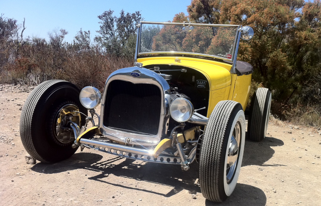 1929 Ford Roadster - Sent by Matt M