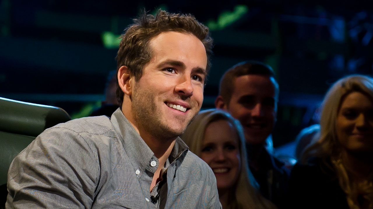 Ryan Reynolds makes good on the 'Top Gear' leaderboard