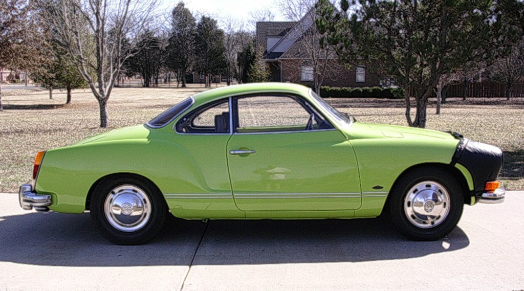 VW Karmann Ghia - Sent by Tara N