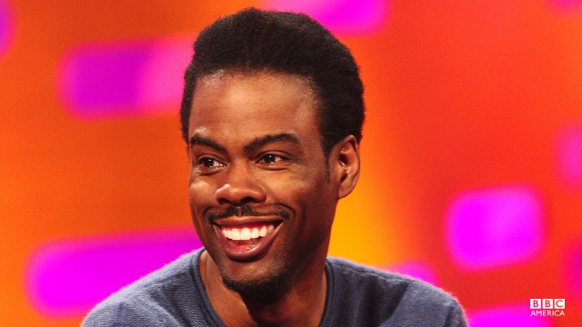 Chris Rock brings the laughs on 'The Graham Norton Show.'