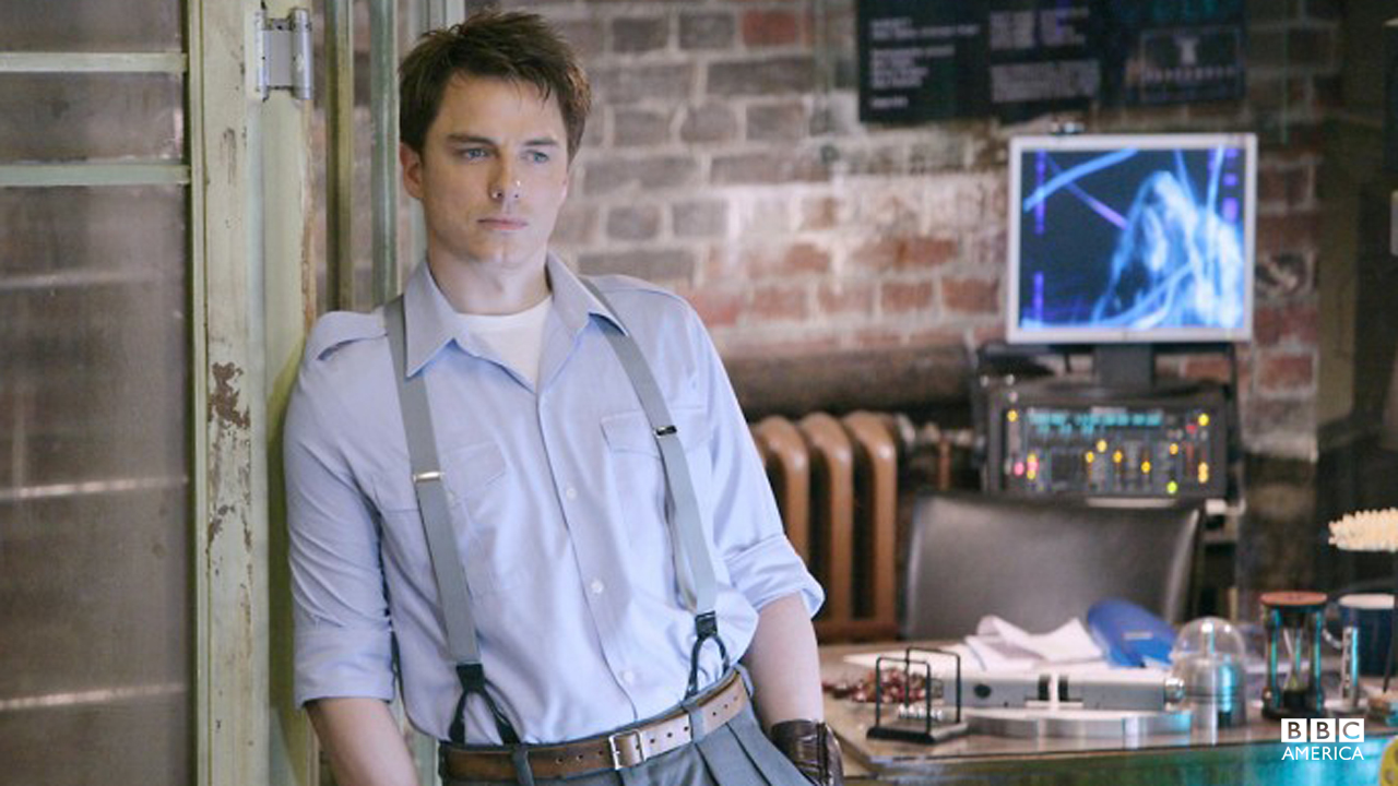 """The London Blitz is great for self-cleaners. Pompeii's nice if you want to make a vacation of it though. But you gotta set your alarm for Volcano Day."" – Captain Jack Harkness"