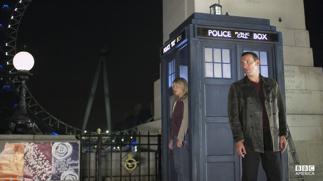 """The turn of the Earth. The ground beneath our feet is spinnin' at 1,000 miles an hour and the entire planet is hurtling around the sun at 67,000 miles an hour, and I can feel it. We're fallin' through space, you and me…"" – Ninth Doctor"