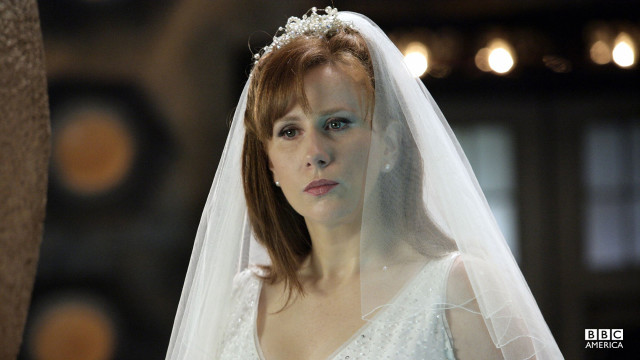 """Know what you are? A great, big, outer space dunce."" – Donna Noble"
