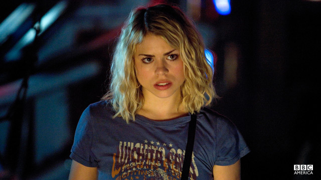 Rose Tyler (Billie Piper) Brave, resourceful, and self-sacrificing, Rose is the first leading lady in the 'Doctor Who' reboot. She got hot and heavy with both the Ninth and Tenth Doctors, even declaring her love for the Tenth Doc in an emotional beach-side goodbye, but ultimately shacked up in a parallel universe with a duplicate of the Tenth Doctor.