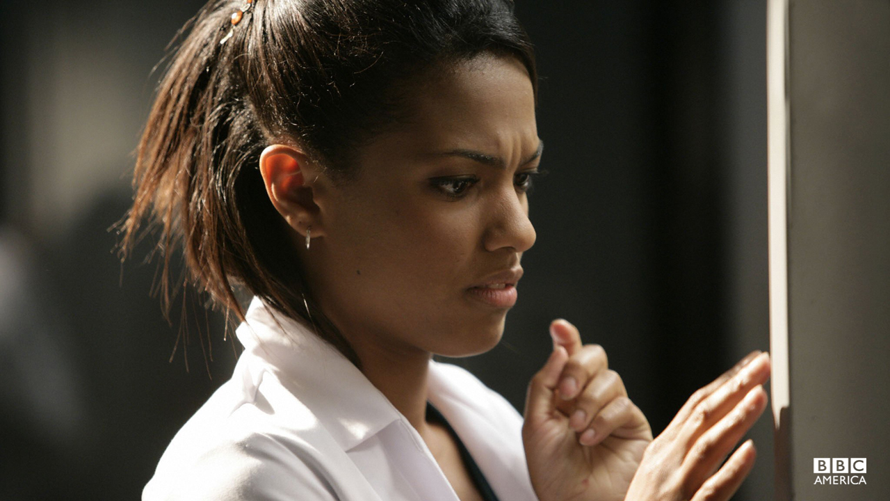 Martha Jones (Freema Agyeman) Brit physician and 'rebound companion' Martha Jones met the Tenth Doctor in a sorry state – he was pinning away for his long-lost Rose. When he wasn't missing Rose, the Doctor was falling for Joan Redfern, whom he met during his stint as a human. Martha inevitably left the Doctor when she realized her feelings for the Time Lord would never be reciprocated.