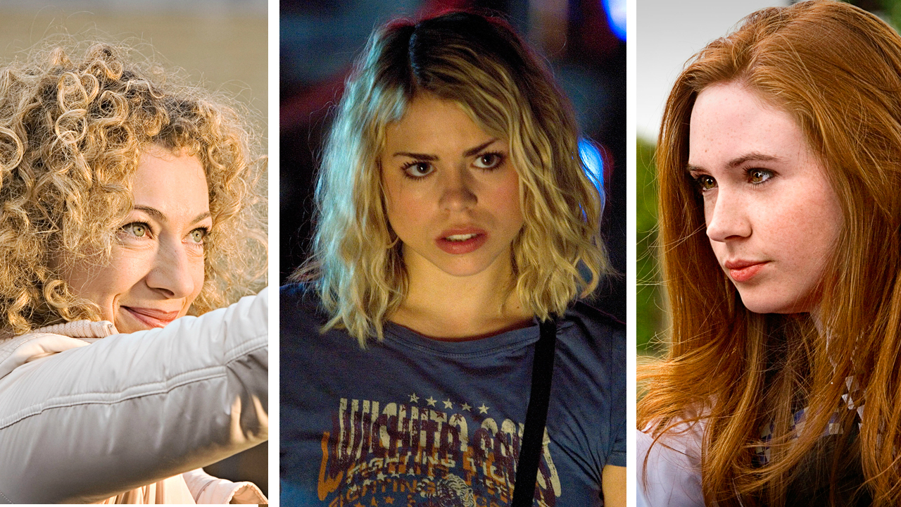 Behind every great time lord there's a great woman. Whether they're busting Daleks or the Doctor's ego, the women of 'Doctor Who' prove that you don't need testosterone to save the universe. From Amy Pond to Rose Tyler, take a look back at the most memorable ladies in the Whoniverse.