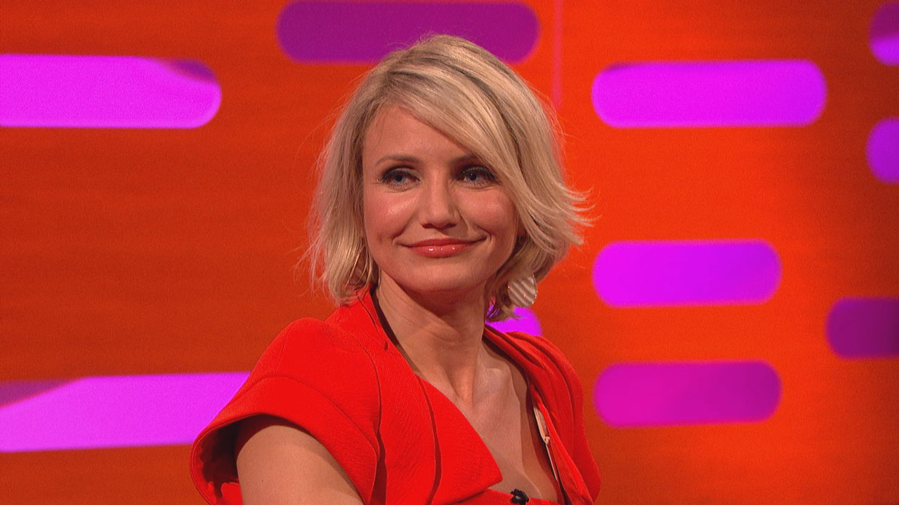 Cameron Diaz talks about her new movie 'What to Expect When You're Expecting.'