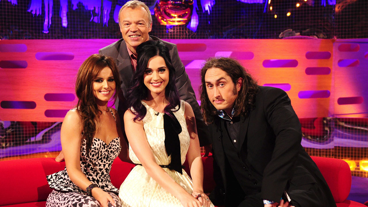 Cherly Cole, Katy Perry and Ross Noble join Graham for episode 7.