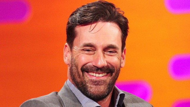 Jon Hamm talks about his role on 'Mad Men.'