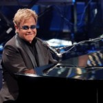 "Performer Elton John writes ""LGBT rights are human rights and human rights are LGBT rights. We are not asking for any special privileges, just the same protections under the law as everybody else,"" in a letter published in the Guardian addressing countries trying to outlaw homosexuality. (Photo via AP)"