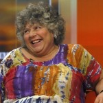 "Harry Potter star Miriam Margolyes on gay marriage says, ""Everybody should just grow up. If somebody you don't know wants to get married, what the hell does it have to do with you?"" according to the Sydney Morning Herald. (Photo via BBC)"