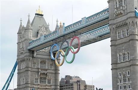 <b>The Olympic Rings</b>