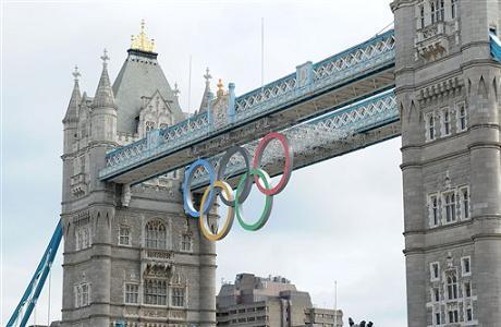 <b>The Olympic Rings</b>