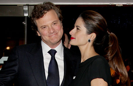 Colin Firth's Wife Wants Less Tinker Tailor, More Bridget ...