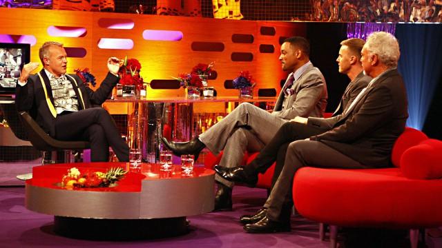 Will Smith talks 'Men in Black 3.'