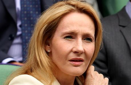 J.K. Rowling (Press Association/AP Images)
