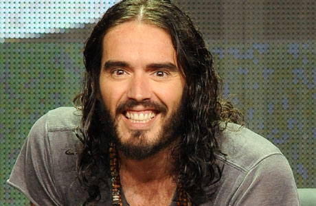 Doctor Who-hoo! Russell Brand (Photo by Frank Micelotta/PictureGroup via AP Images)