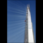 The Shard, aptly named, was inaugurated on July 5, 2012 and is now Western Europe's tallest building towering at 1016 feet. The structure is a one-stop wonder with floors dedicated to office space, hotel and spa, apartments, restaurants and viewing areas for all to access. It has 44 elevators total, with two Willy Wonka-like, high-speed 'kaleidoscopic' elevators which can propel guests from ground level to the 68th floor in a mere 30 seconds!
