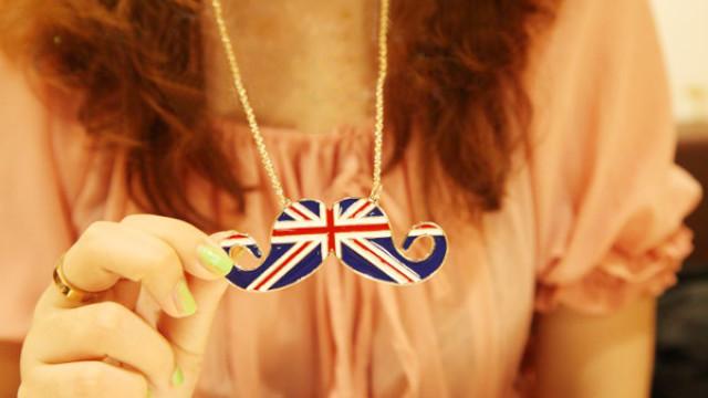 British Moustache