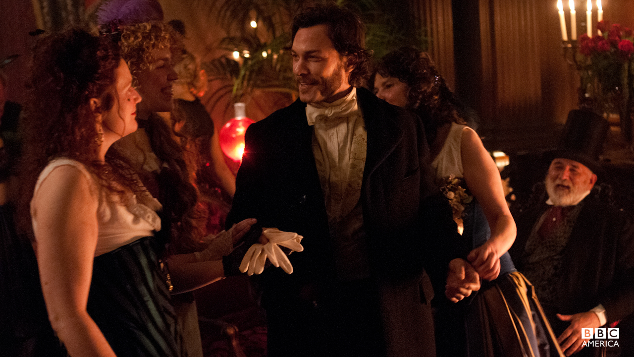 Manhattan aristocrat Robert Morehouse is a frequent guest of Madame Pompadou's Bordello, a higher-class version of Eva's Paradise run by a much more ruthless madam, Contessa Pompadou.