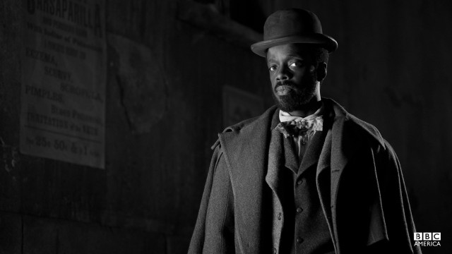 Doctor Matthew Freeman, played by Ato Essandoh.