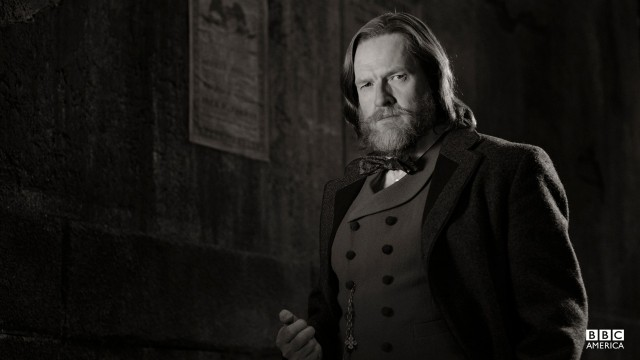 Five Points newcomer, General Brendan Donovan (Donal Logue).