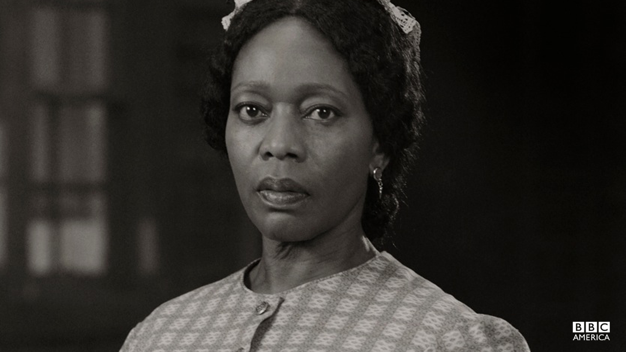 Five Points newcomer Hattie Lemaster, played by Alfre Woodard.