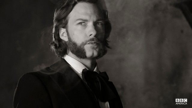 The wealthy industrialist Robert Morehouse, played by Kyle Schmid.