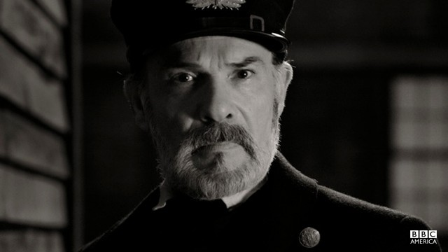 Captain Ciaran Joseph Sullivan, played by Ron White.