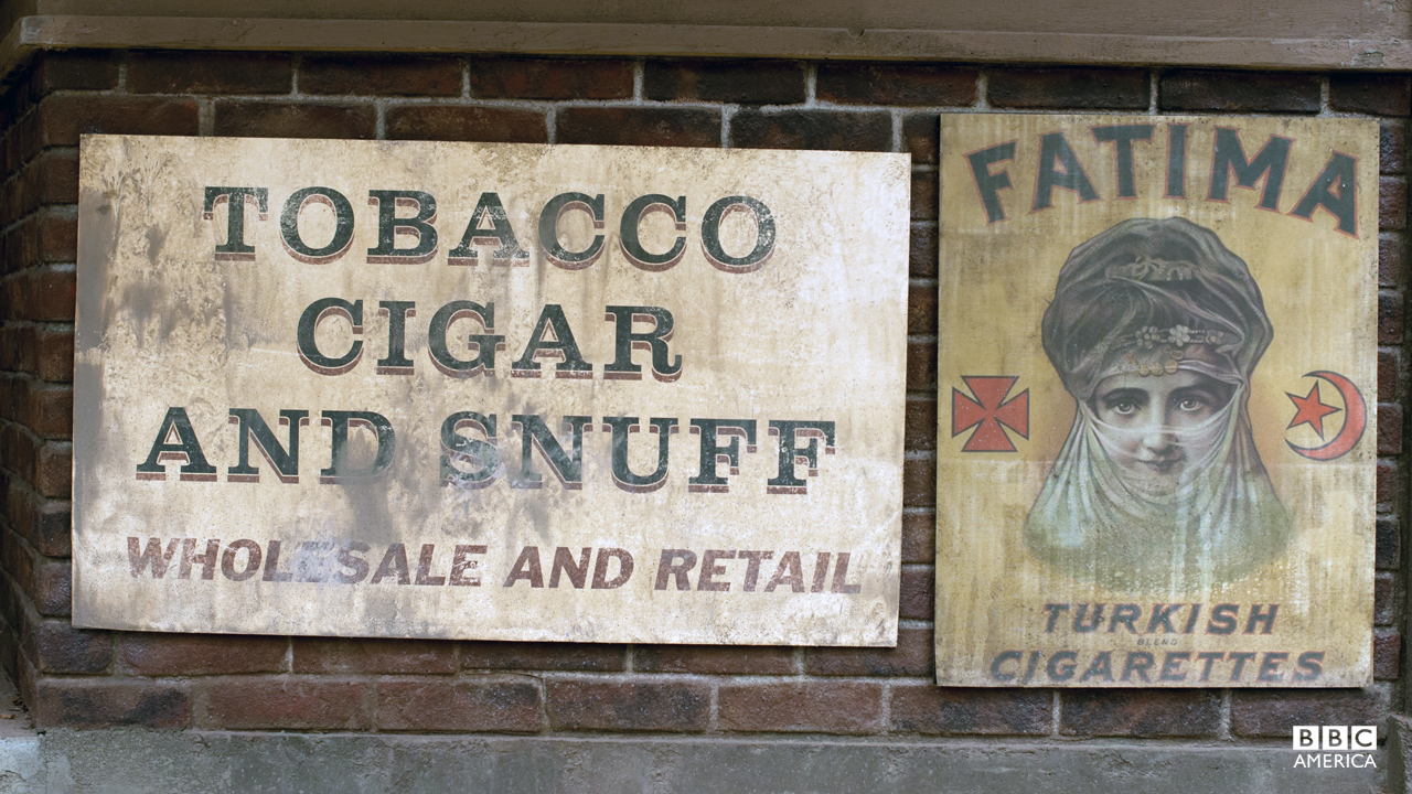Your one-stop shop for tobacco, cigars, and snuff in New York City's Sixth Ward.