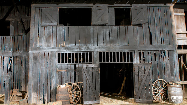Another look at the stables of Five Points.