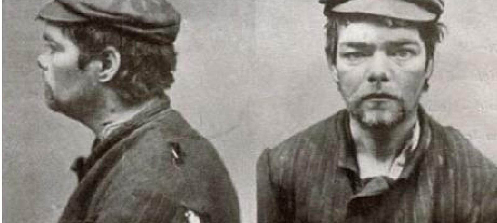 Victorian Mug Shot, 1