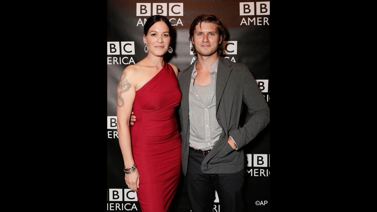 'Copper' co-stars Franka Potente and Tom Weston-Jones are ready for their big BBC America debut.