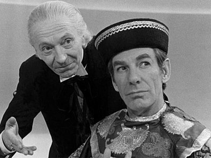 The First Doctor and the Celestial Toymaker