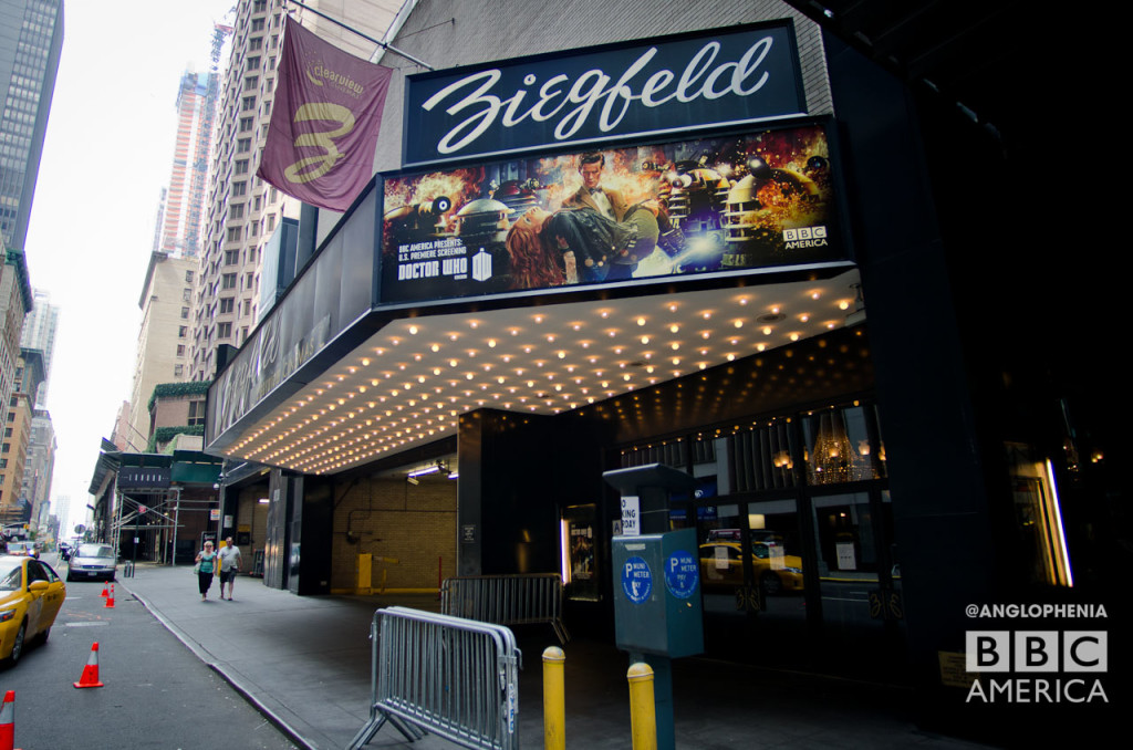 New York City's Ziegfeld Theater. (Photo: Dave Gustav Anderson)