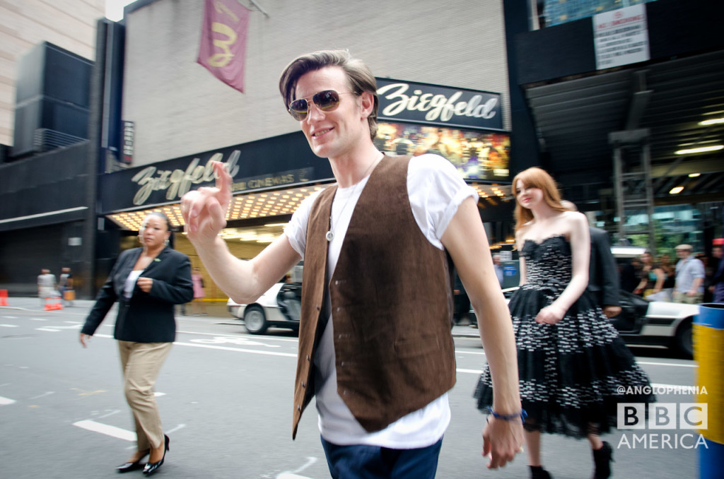 Matt Smith. (Photo: Dave Gustav Anderson)