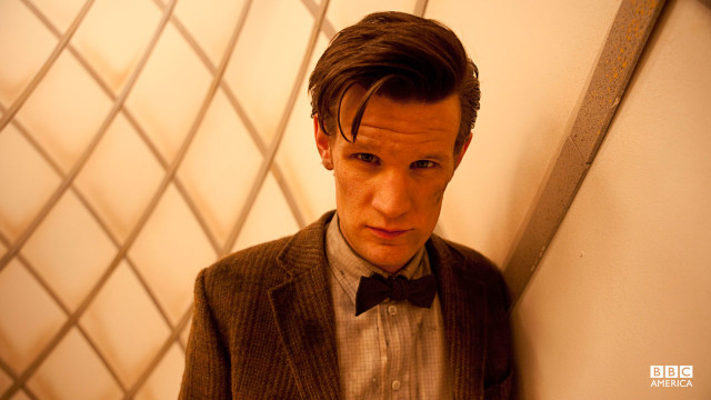 The Doctor.  (Matt Smith)