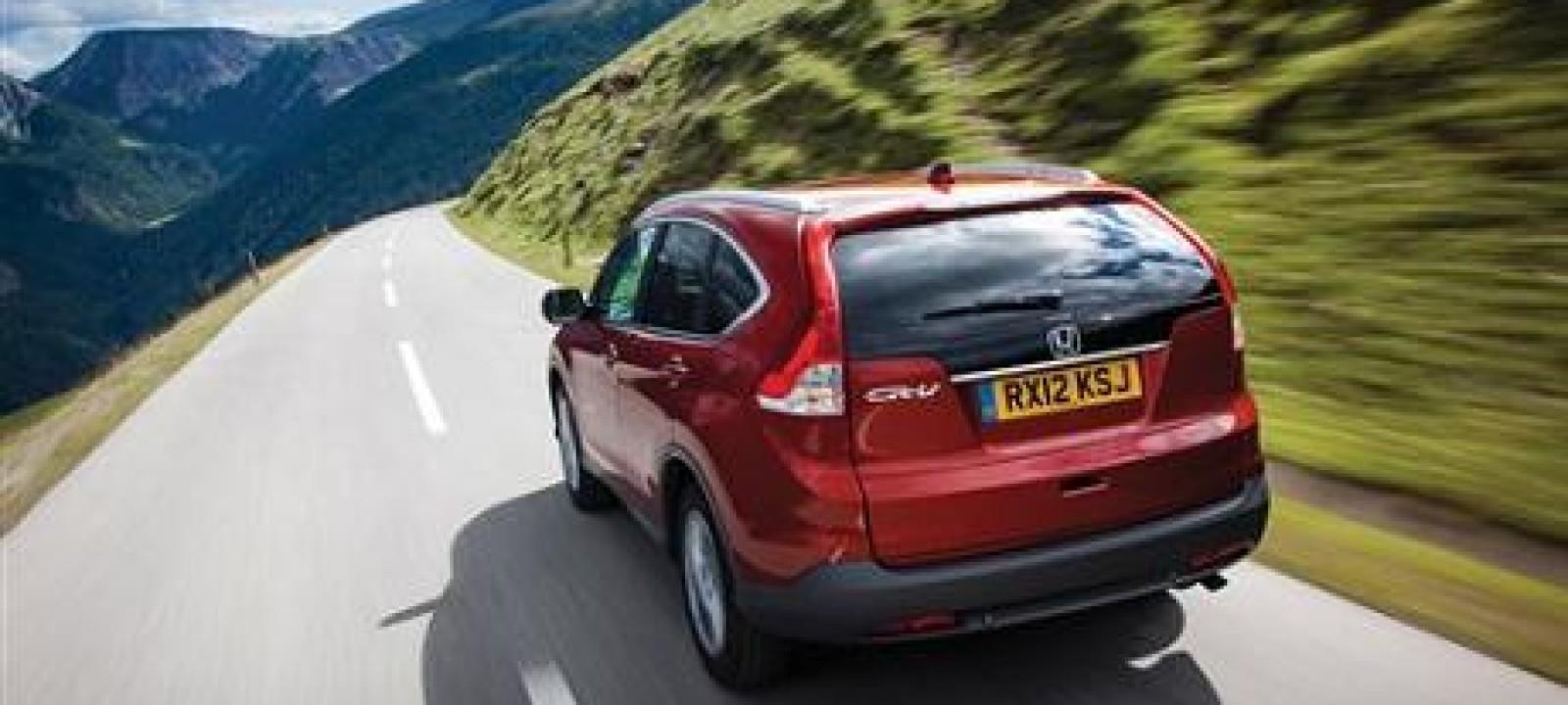 Themendienst Auto: Honda CR-V