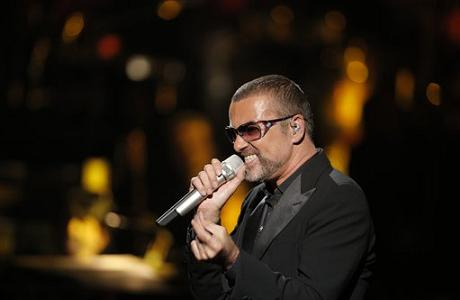 George Michael has still got it! (Photo via AP)