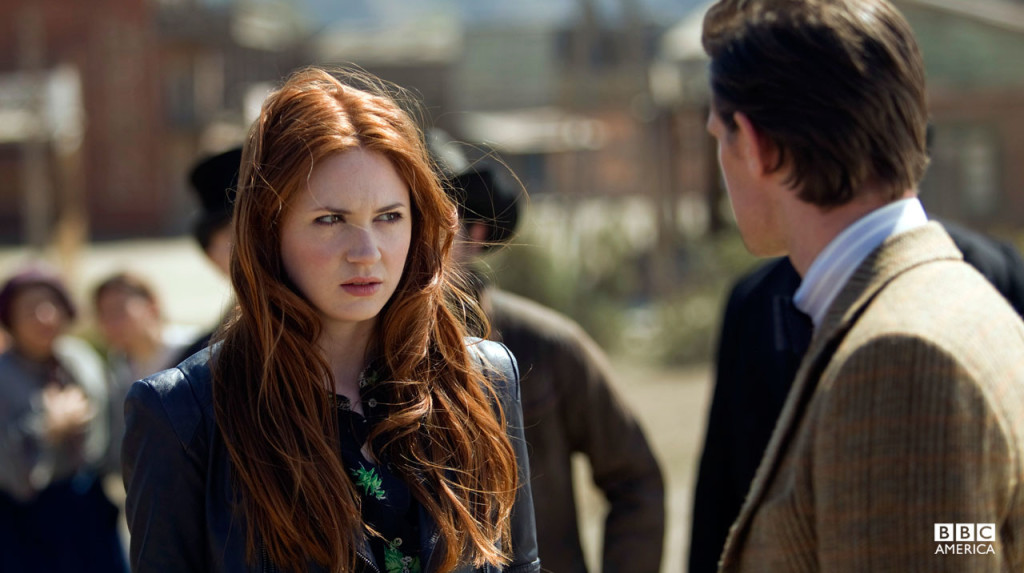 """See this is what happens when you travel alone for too long. Well listen to me, Doctor, we can't be like him. We have to be better than him."" -Amy Pond (Season 7, Episode 3)"