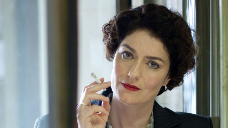 Head of news Clarence Rowley (Anton Lesser) selects experienced war correspondent Lix Storm (Anna Chancellor) to head the foreign desk for the program.