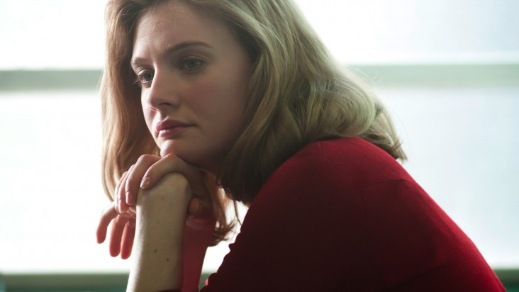 Bel Rowley (Romola Garai) takes on the position as production for 'The Hour.'