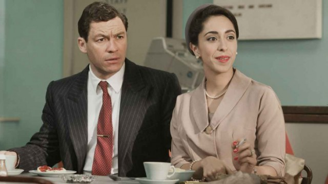 Hector continues to struggle with his ailing marriage to Marnie Madden (Oona Chaplin) and his growing feelings for Bel.