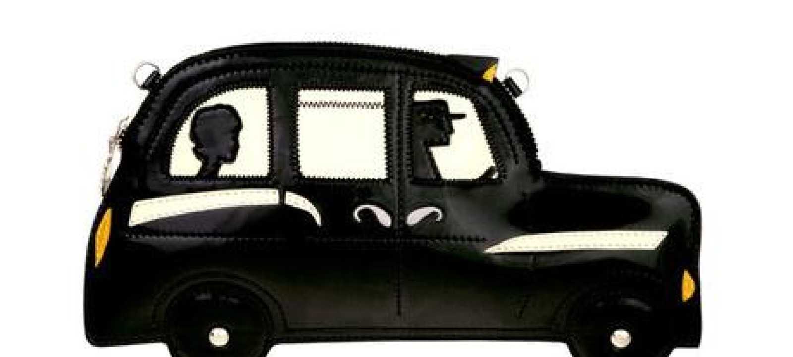 Black Cab Purse