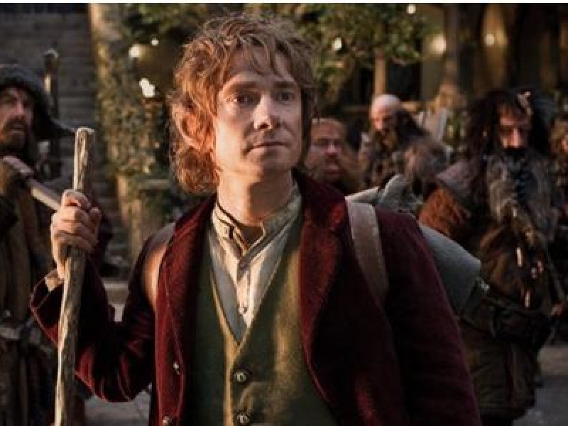 Martin Freeman, Hobbit