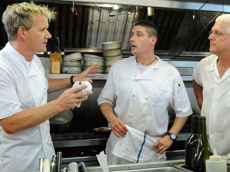 Mike and nellie s ramsay s kitchen nightmares bbc america for Kitchen nightmares full episodes