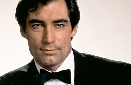 Who are all of the actors who played James Bond?